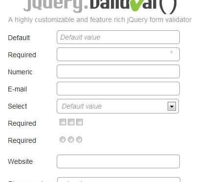 jQuery_validVal Ajax