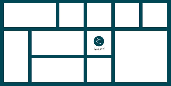 gridster jquery