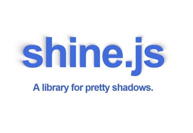 shine.js